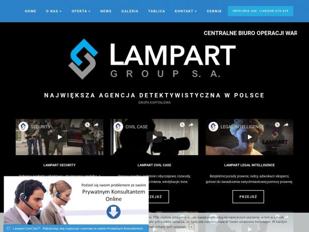 Agencja detektywistyczna Lampart