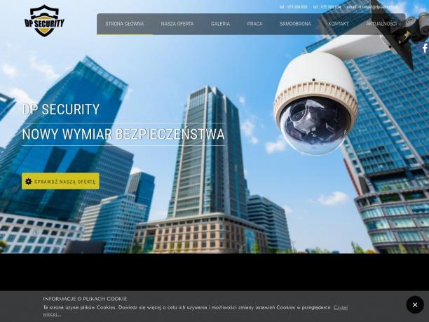 Agencja ochrony osób i mienia DP Security