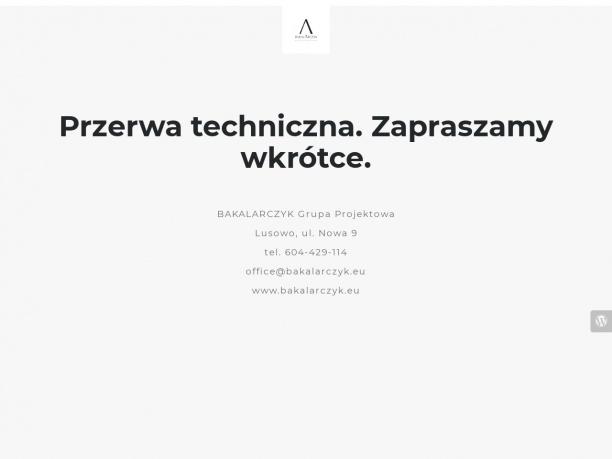 Architekt Poznań Biuro Projektowe