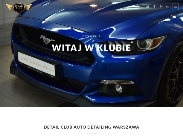 Auto Detailing Warszawa