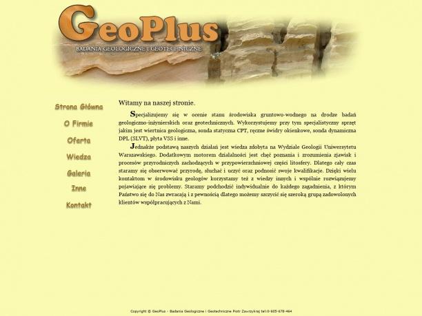Badania geologiczne i geotechniczne