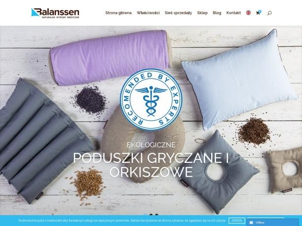 Balanssen naturalne wyroby medyczne