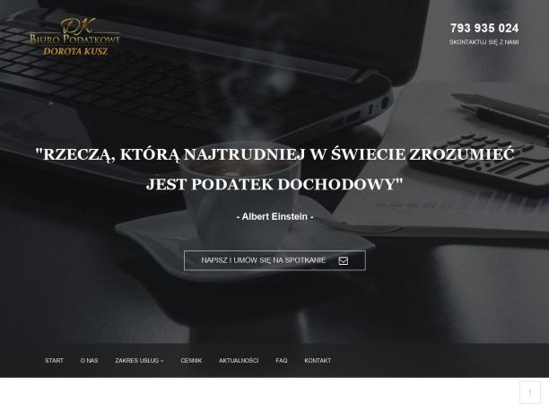 Biuro Podatkowe Dorota Kusz