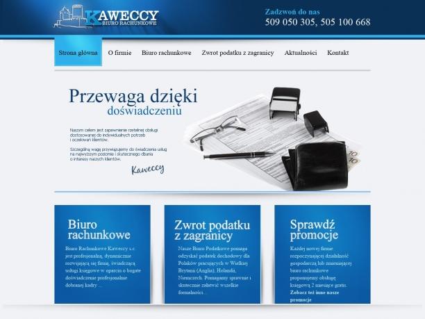 Biuro Rachunkowe KAWECCY Sosnowiec Dąbrowa Górnicza Będzin