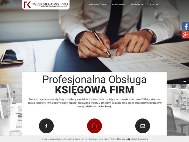 Biuro Rachunkowe TwojKsiegowypro