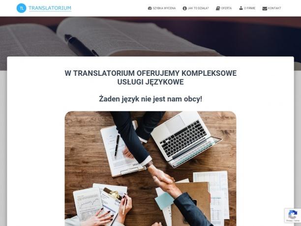 Biuro tłumaczeń Opole