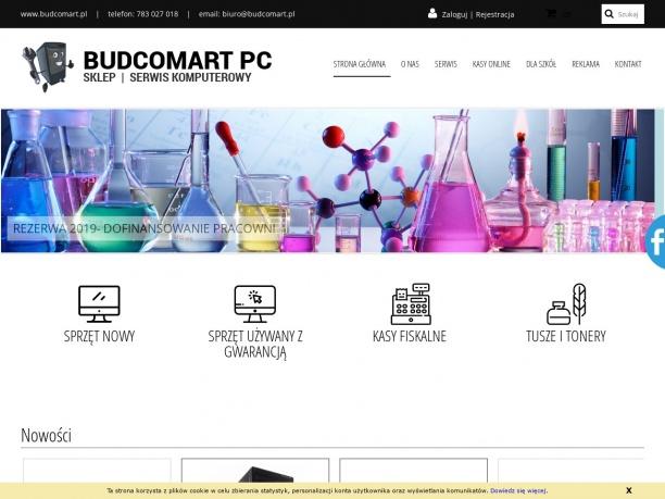 BudComArt PC Sklep i Serwis komputerowy