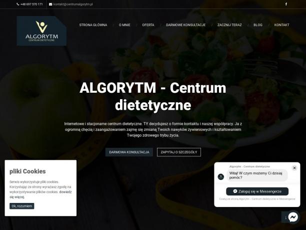 Centrum Dietetyczne Algorytm Rzeszów