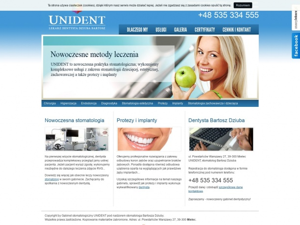 Dentysta UNIDENT