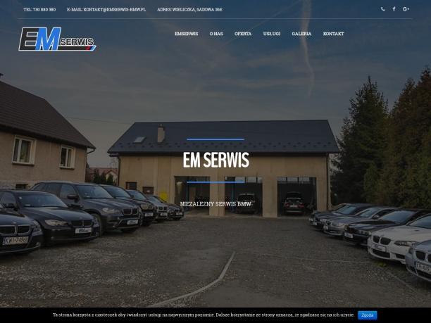 EMSerwis niezależny serwis BMW Kraków