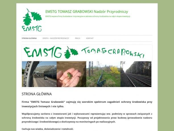 EMSTG Nadzory Przyrodnicze
