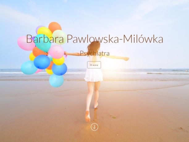 Gabinet Psychiatryczny Barbara Pawłowska Milówka