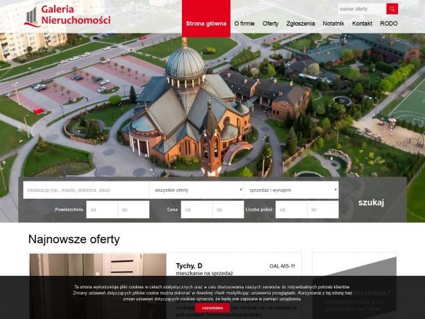 Galeria Nieruchomości Tychy Anna Wierzbowska Kacprowicz