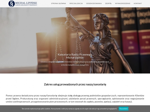 Kancelaria Radcy Prawnego Michał Lipiński
