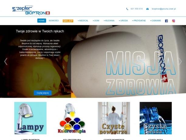 Lampy Bioptron i produkty Zepter