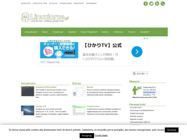 LinuxiarzePL