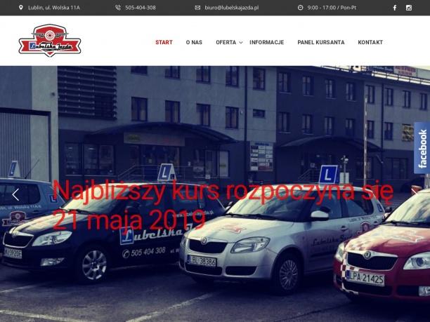 Lubelska Jazda Nauka jazdy Lublin