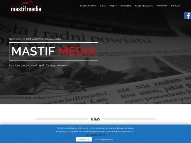 Mastif Media Agencja reklamowa Łańcut Przeworsk Leżajsk