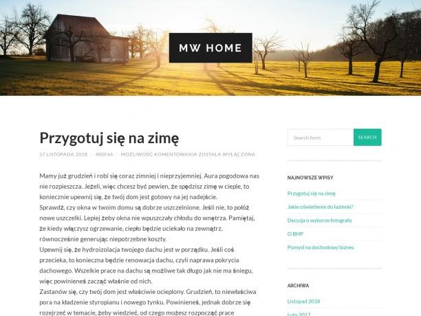MW Nieruchomości Poznań