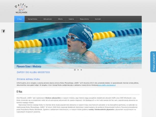 Nauka i doskonalenie pływania we Włocławku