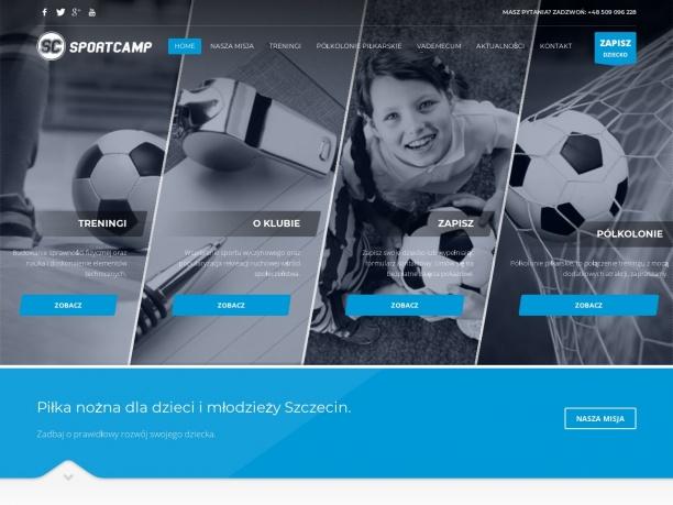 Piłka nożna dla dzieci Szczecin