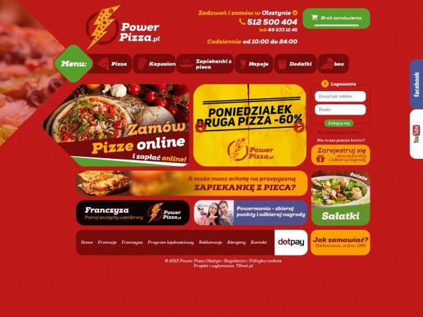 Pizza Olsztyn