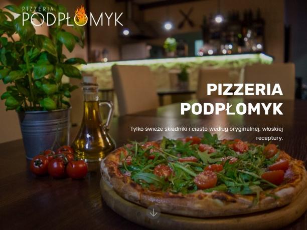Pizzeria Podpłomyk Jednorożec