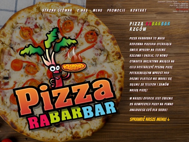 Pizzeria Rabarbar