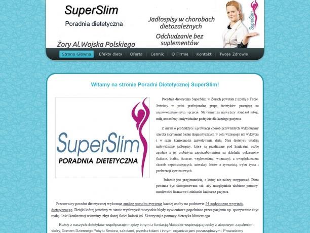 Poradnia dietetyczna SuperSlim