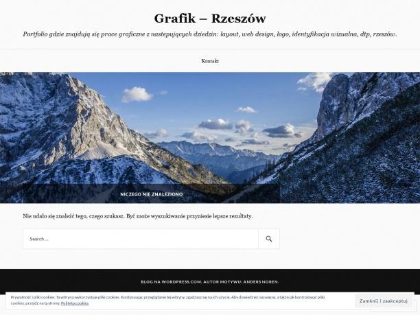 Portfolio grafika komputerowego z Rzeszowa