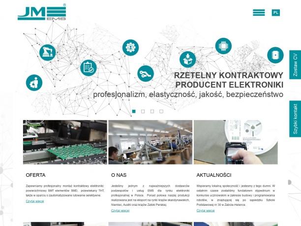 Produkcja i montaż elektroniki na zlecenie