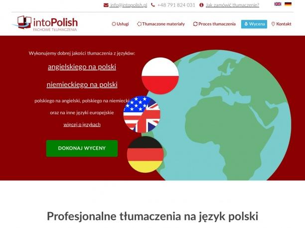 profesjonalne i kompleksowe tłumaczenia