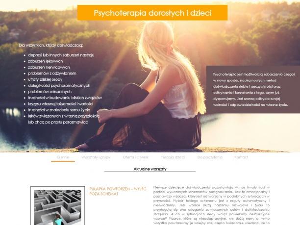 Psychoterapeuta Anna Kupiec Anna Kupiec