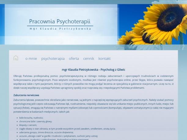 Psychoterapia i pomoc psychologiczna Katowice
