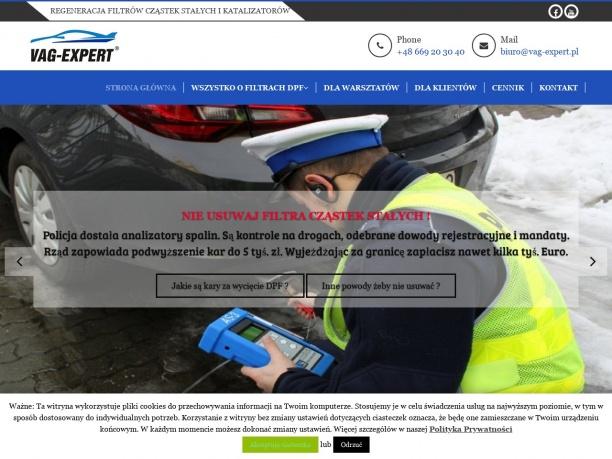 Regeneracja Filtrów DPF EXPERT