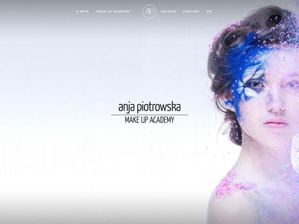 Renomowana Akademia Makijażu Artystycznego we Wrocławiu Anja Piotrowska Make Up Academy