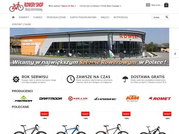 Rowery Shop HURTOWNIA ROWERÓW Tanie Rowery Najniższe Ceny