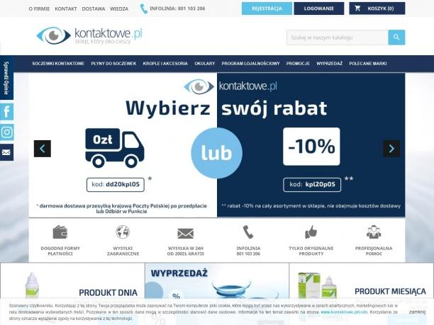 Salony Optyczne Online