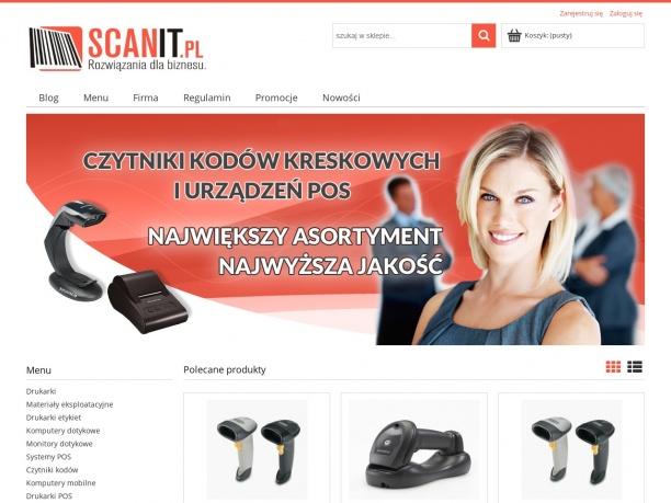 ScanIT Sprzęt dla biznesu