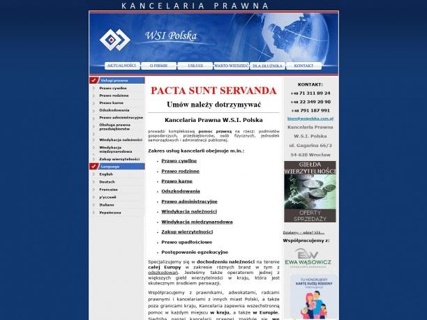 Skuteczna Kancelaria Prawna we Wrocławiu