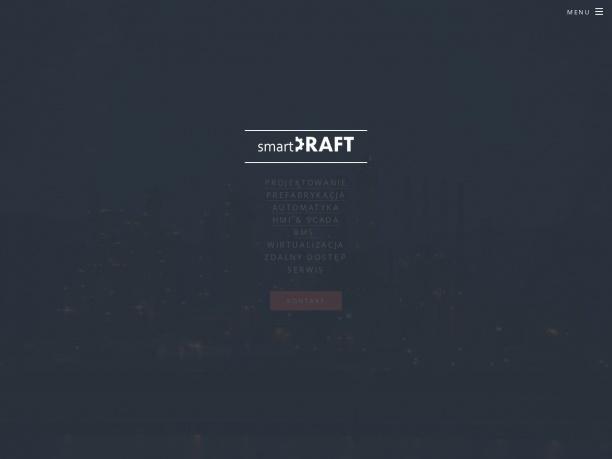 smartDRAFT projektowanie prefabrykacja SCADA PLC HMI