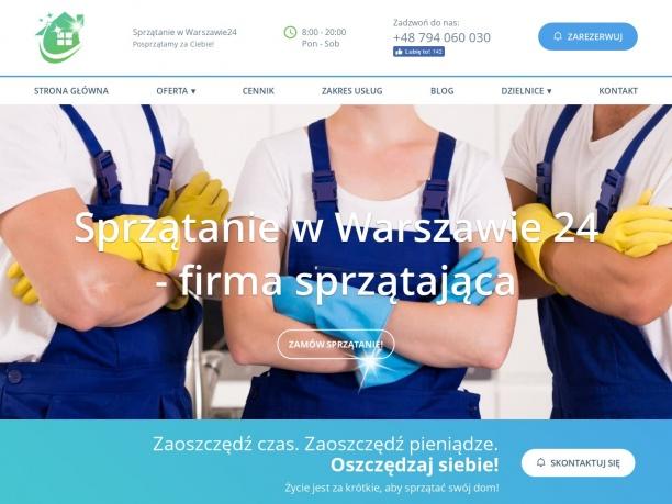 Sprzątanie w Warszawie 24