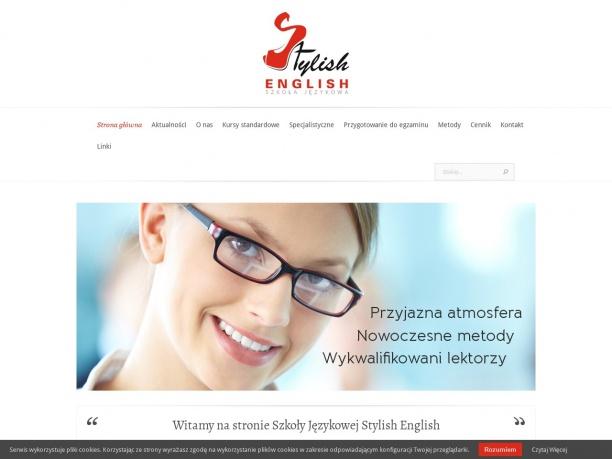 Stylish English Szkoła językowa Bielsko Biała