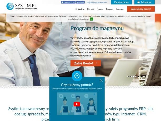 SYSTIM oprogramowanie księgowe dla firm
