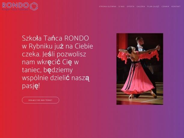 Szkoła Tańca Rondo Rybnik