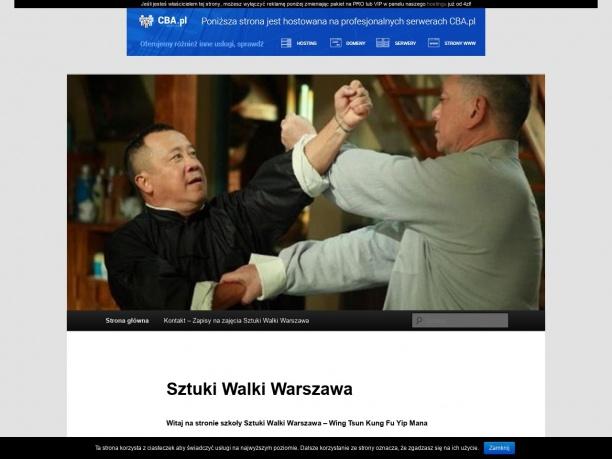 Sztuki Walki Warszawa