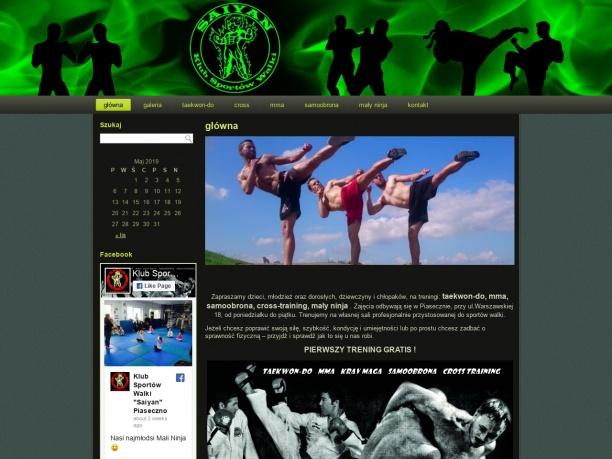 Taekwondo MMA Samoobrona CrossFit