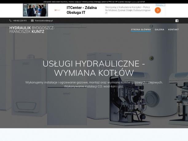 Wymiana kotłów olejowych Bydgoszcz