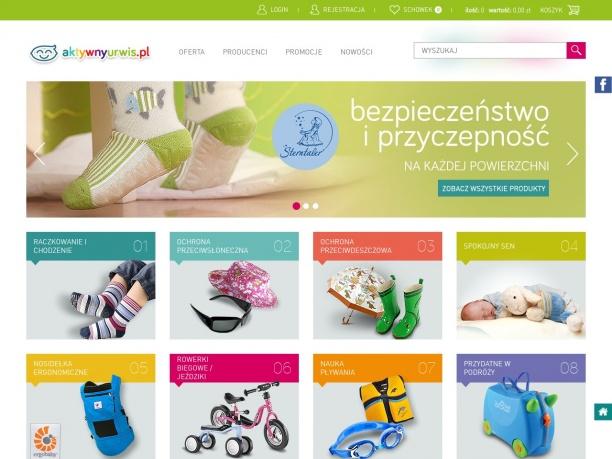Aktywny urwis sklep internetowy