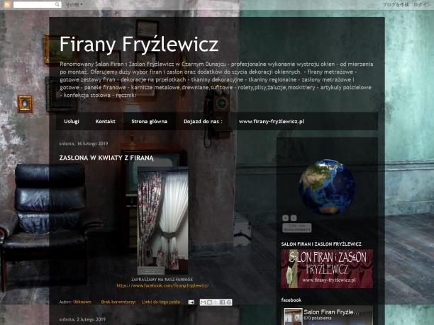 FIRANY FRYŹLEWICZ